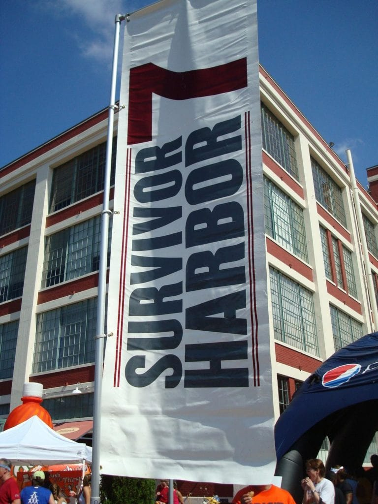 Survivor Harbor 7 Race