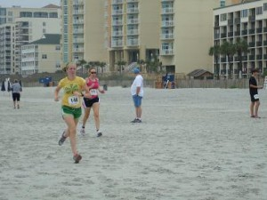 North Myrtle  Beach Sun Fun Beach Run 5k Race Recap