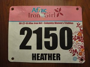 Iron Girl Columbia MD race report
