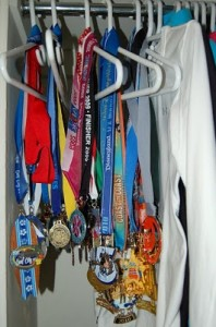 Public Service Announcement: Race Medals