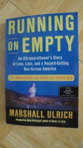 "Marshall Ulrich's ""Running on Empty"" review & giveaway"