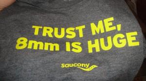 Saucony is kind of a HUGE deal…
