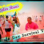 Color Runs: Race Day Survival Tips