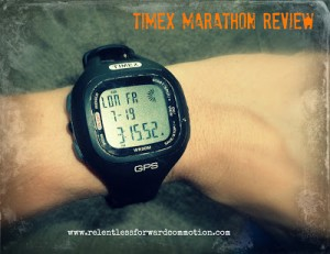Timex Review: Marathon GPS & Ironman 50 Lap Sleek Watch