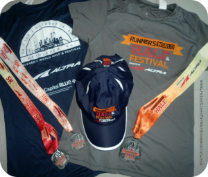 Runner's World Half Festival – 2013 Hat Trick Recap