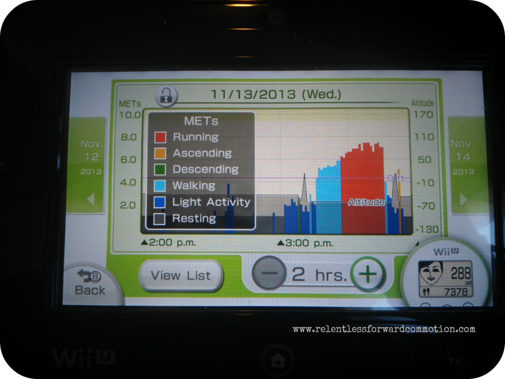 Wii Fit U Screenshot 1