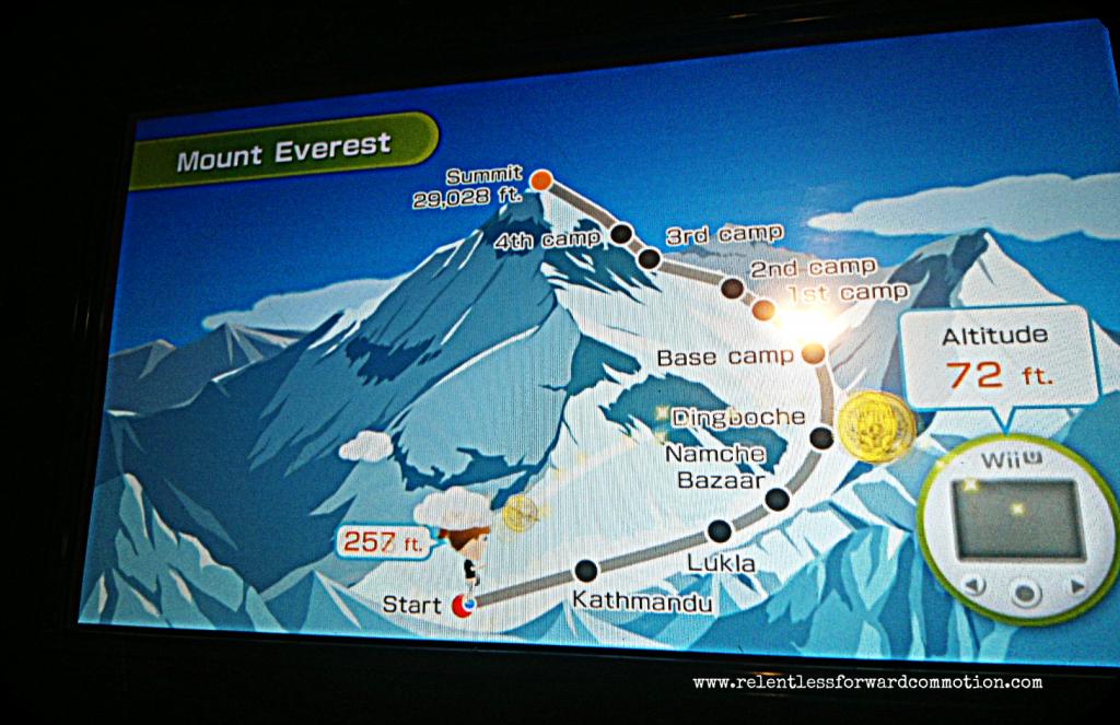 Wii U Everest 2