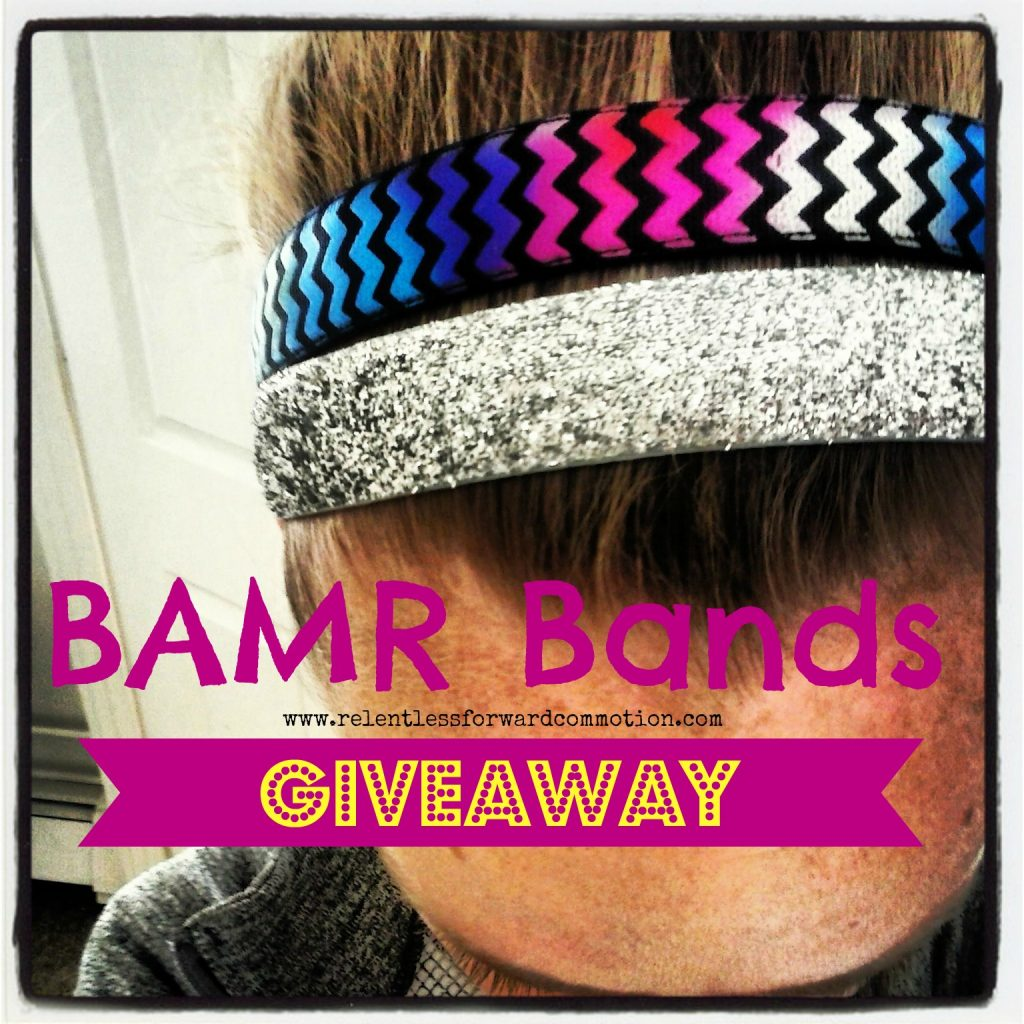 giveaway BAMR