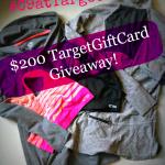 C9 Athletic Apparel & $200 Target GiftCard Giveaway