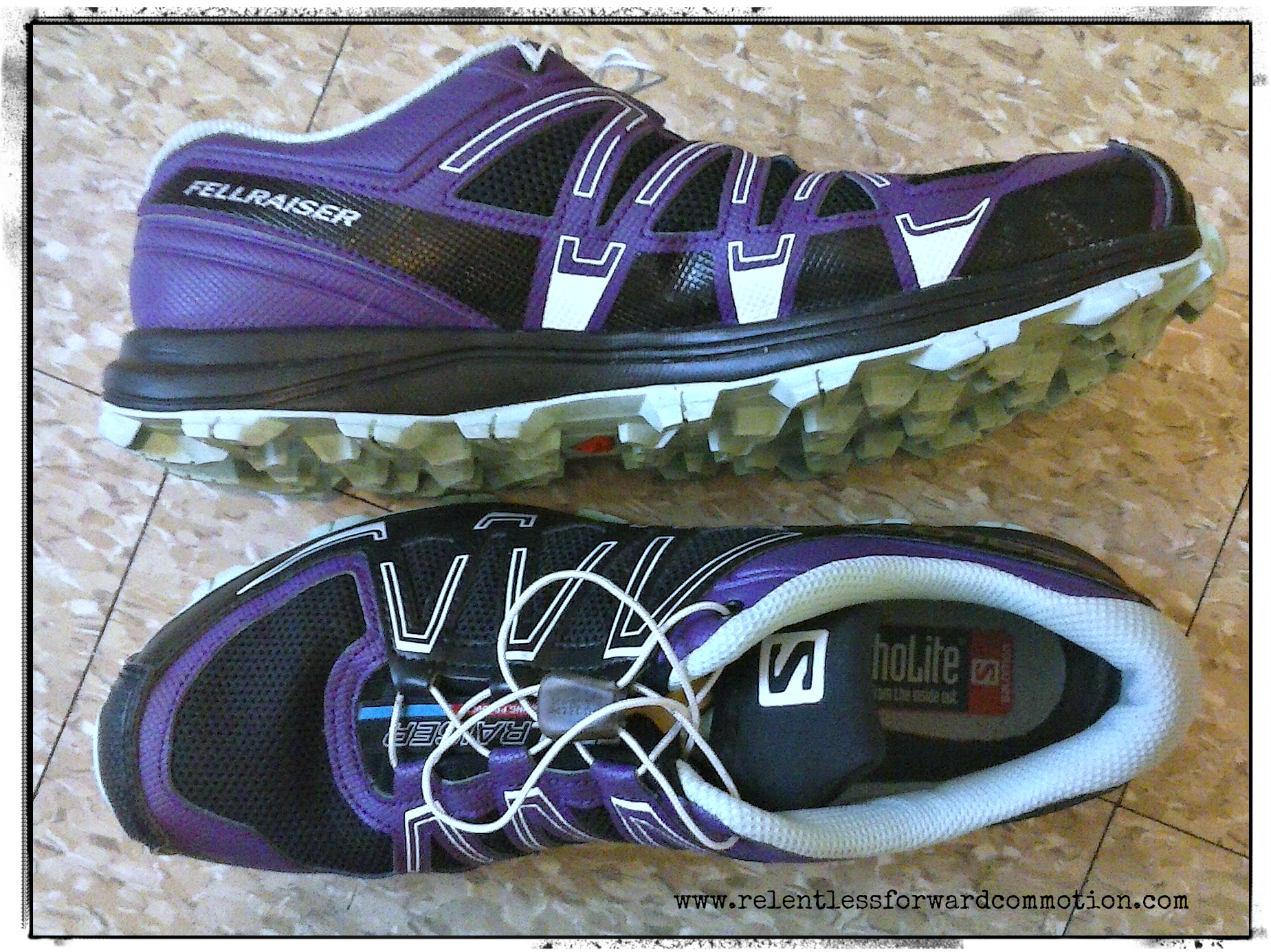 ... -Tongue cover: Tongue protection from mud and debris getting inside the  shoe. Fellraiser 2