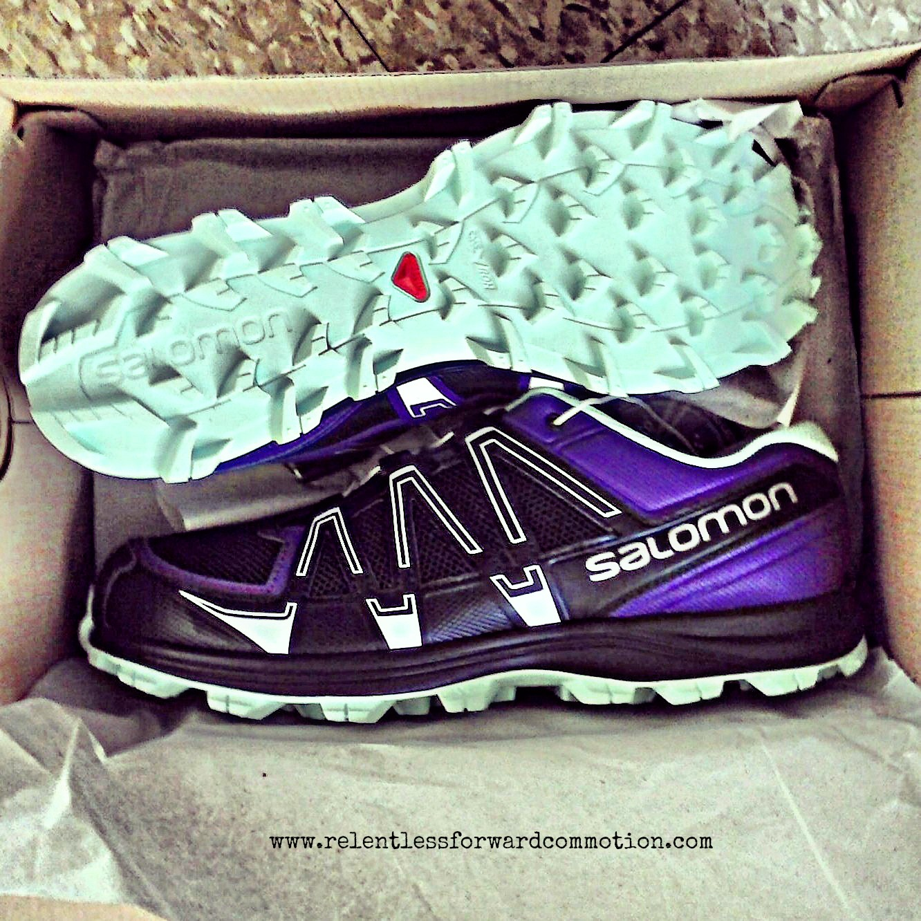 Italy Mens Salomon Fell Raiser - 2014 02 Salomon Fellraiser Review