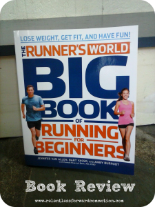 Review: The Runner's World Big Book of Running for Beginners