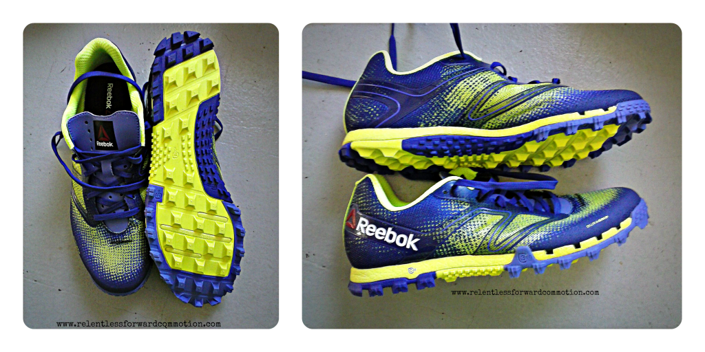Reebok All Terrain OCR shoe