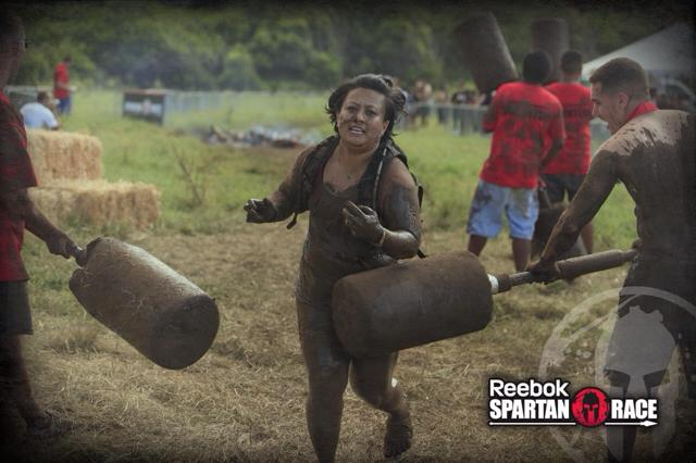 Tiffany Malia Yoro Gladiator