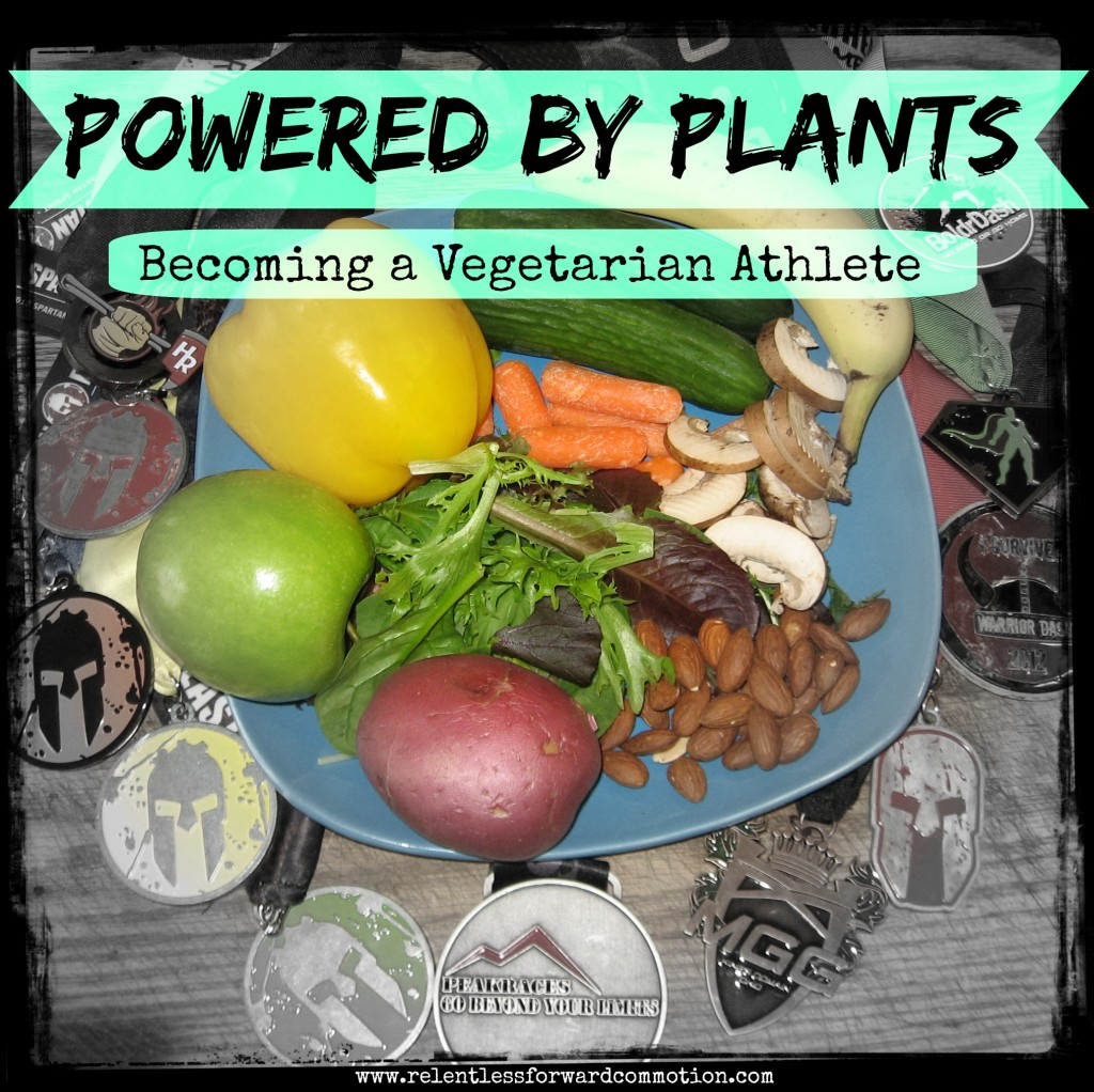 Vegetarian Athlete