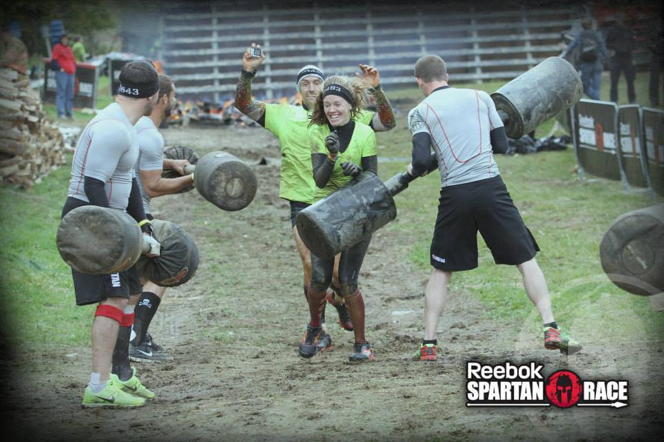 Spartan Race Gladiators