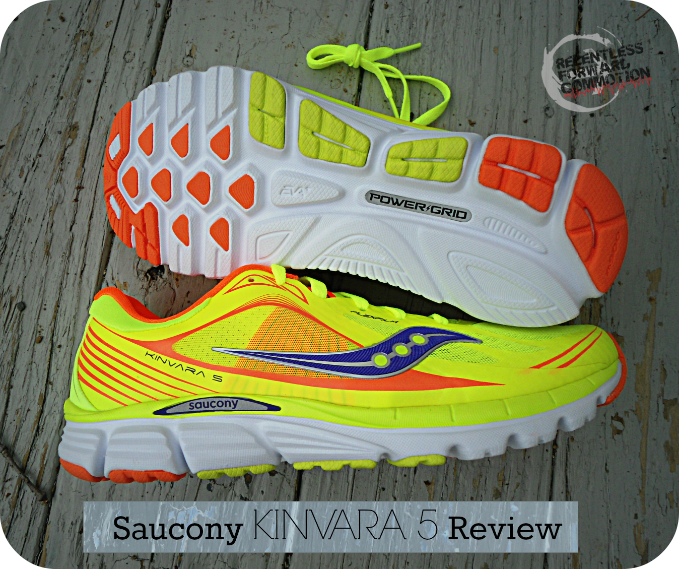 Saucony Kinvara  Shoes Review