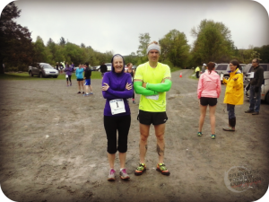 Friends of Pisgah Trail 10K (alternate title: The Time I Was a Jerk at the Finish Line.)