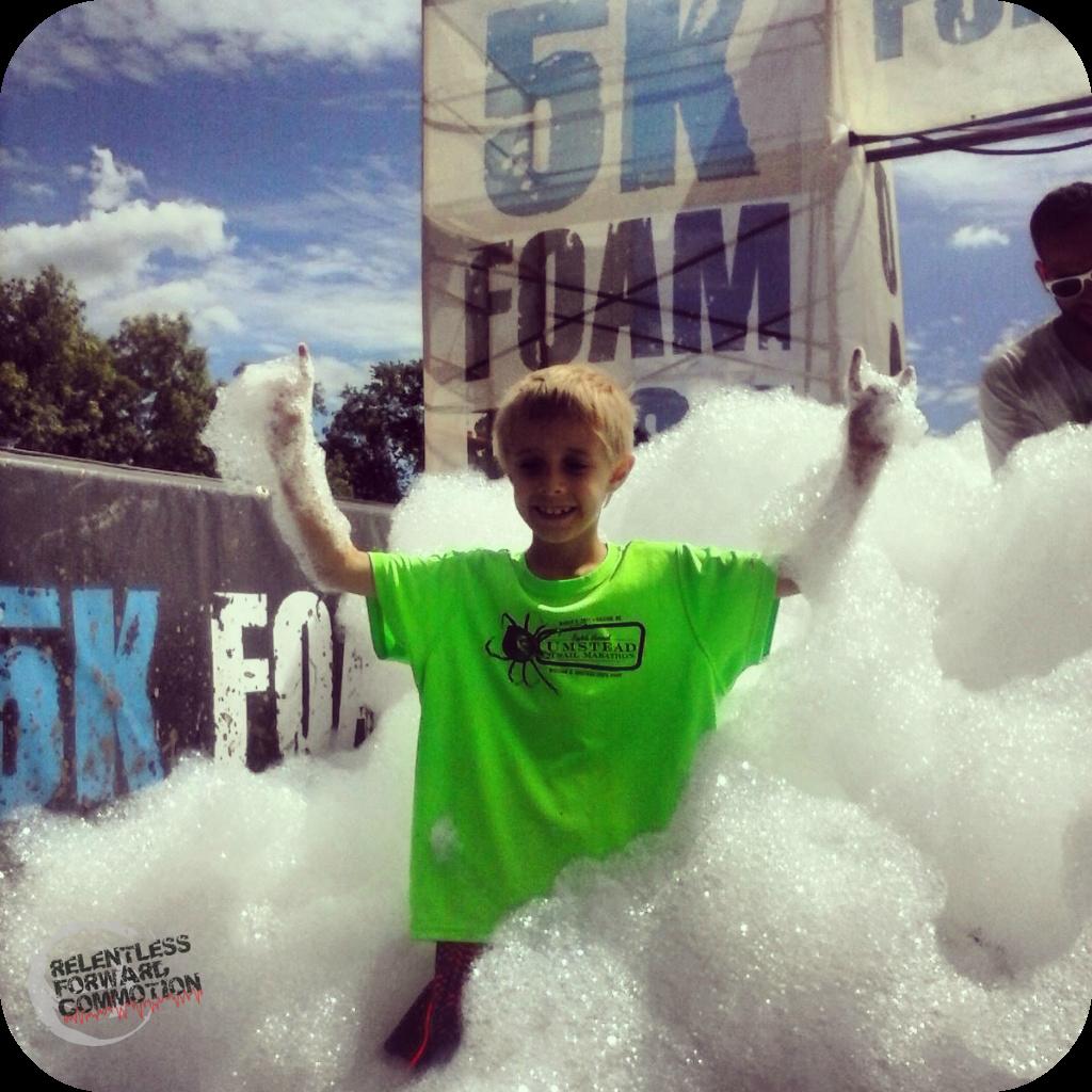 5K Foam Fest Rowen