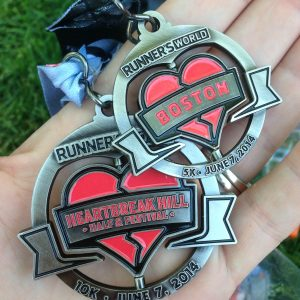 Runner's World Heartbreak Hill Half & Festival: Five & Dime Recap – Part 2