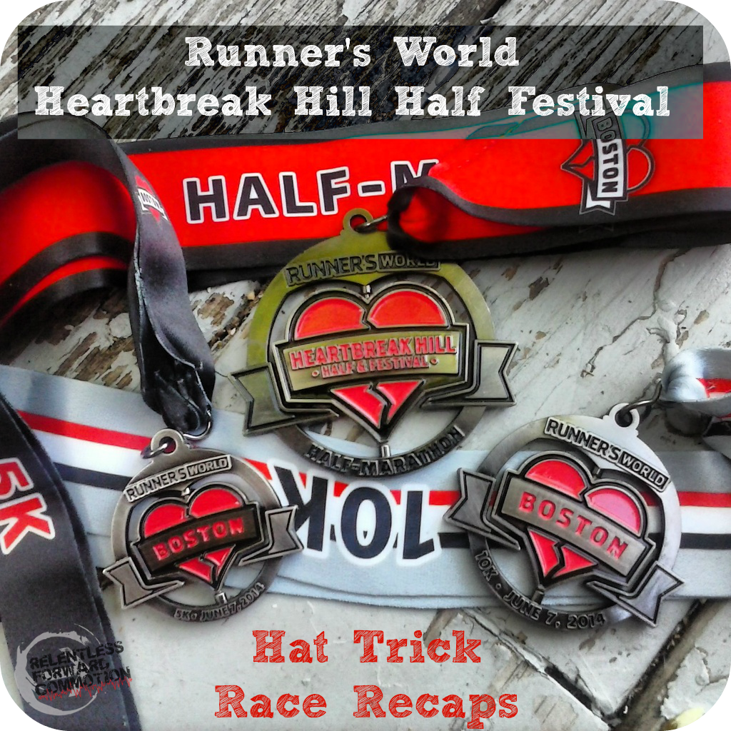 Runner's World Heartbreak Hill Half Festival