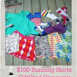 Running Skirts Review & Giftcard Giveaway