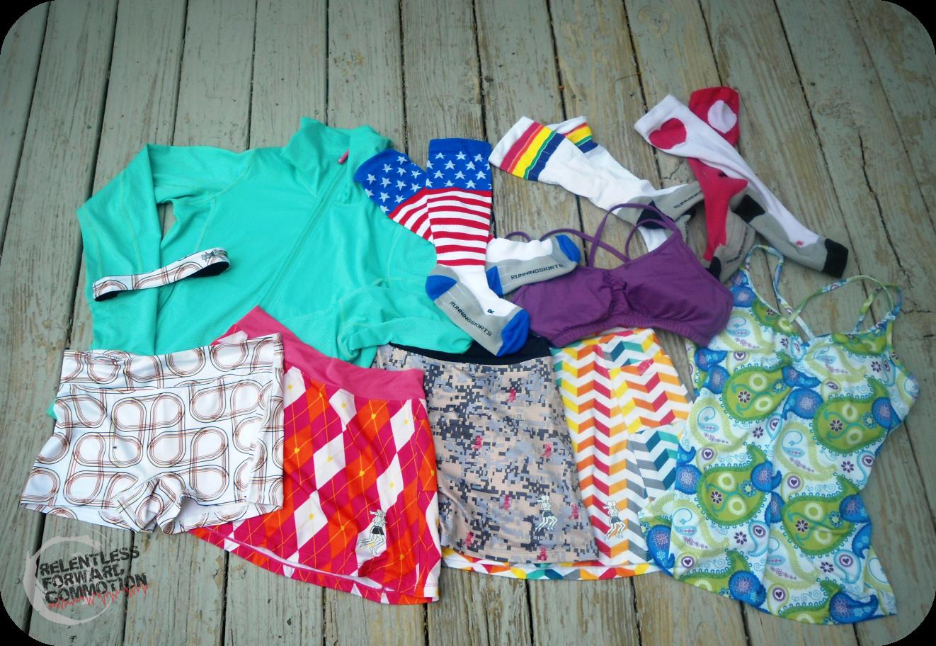 Running Skirts Variety