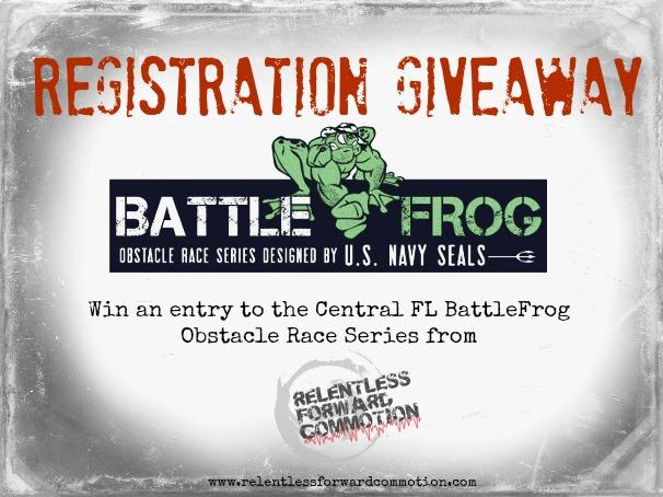 BattleFrog Giveaway