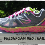 New Balance Fresh Foam 980 Trail Review
