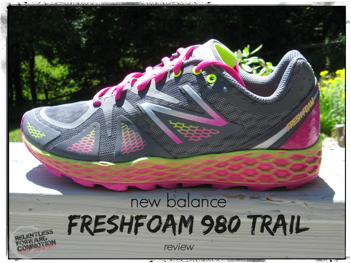 new balance fresh foam 980 trail test