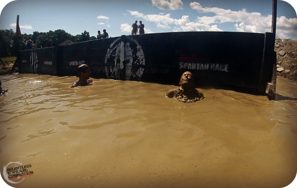 Boston Spartan Sprint Swim