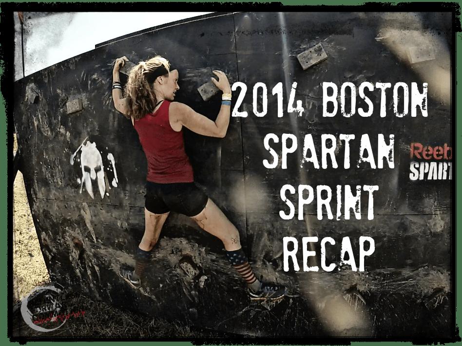 Spartan Sprint Recap Pin