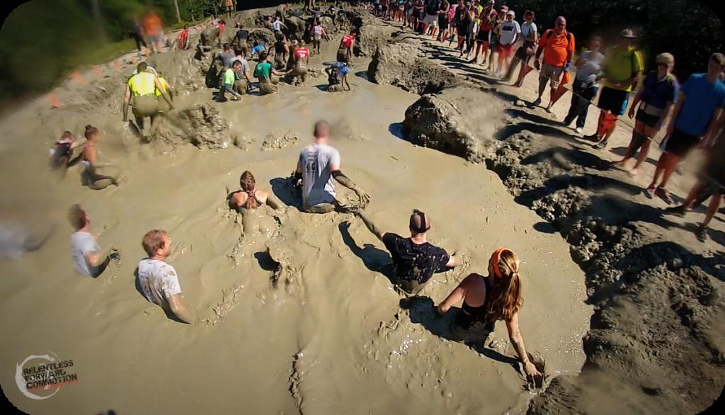 Tough Mudder Mud Mile