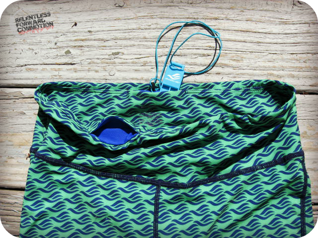Land and Sea Knicker pocket