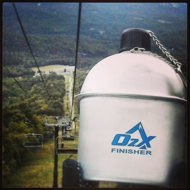 O2X chairlift