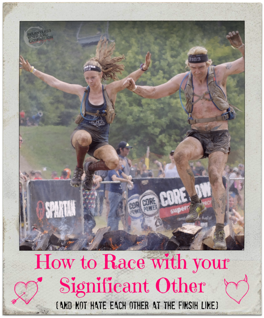 race with your significant other pin