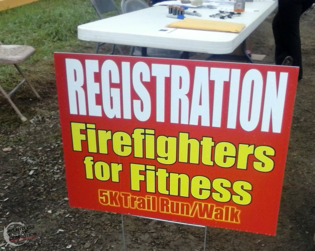 Brattleboro Firefighters for Fitness 5K