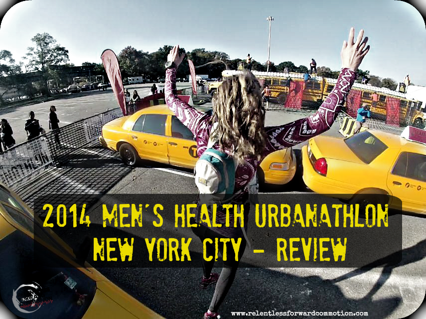 Men's Health Urbanathlon Pin