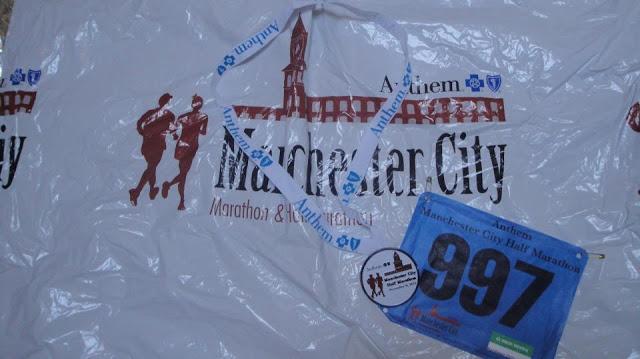 Manchester City Half Marathon