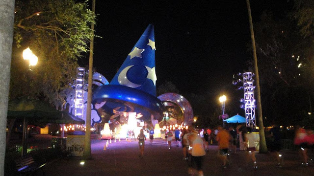 Disney Wine & Dine half marathon review