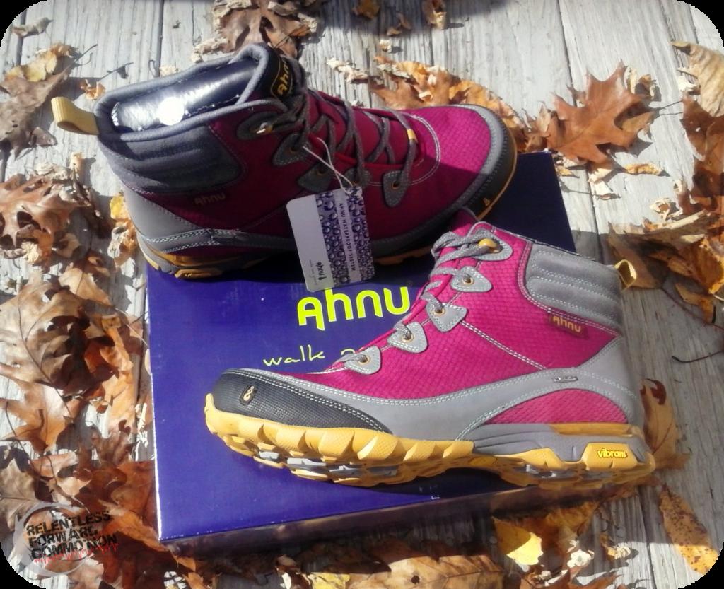 Ahnu Sugarpine Waterproof Boot 5
