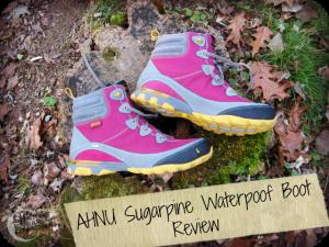 Ahnu Sugarpine Boot Review