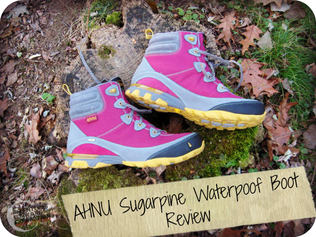 5bea0d09a99 Ahnu Sugarpine Boot Review