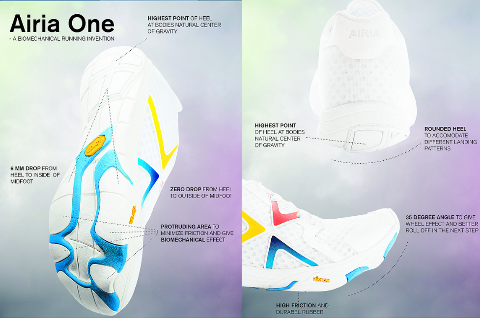 Airia One Biomechanics