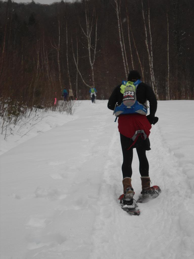 Peak Snowshoe Race