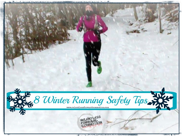 Winter Running Safety Tips