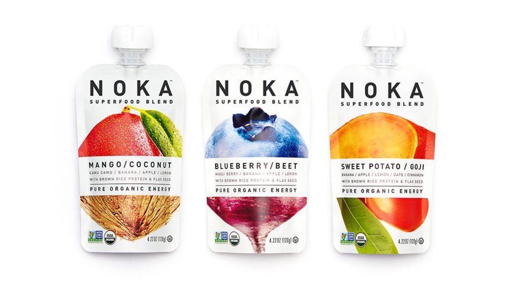 NOKA Organics energy