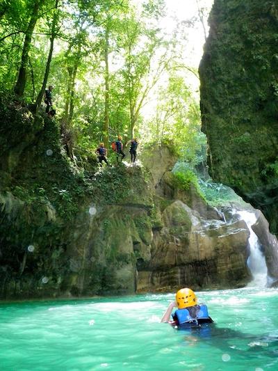 Canyoning-Ciguapa-Falls-Dominican-Republic-2