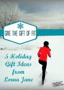 Give the Gift of Fit with Lorna Jane
