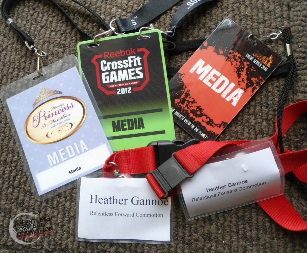Running Media Pass